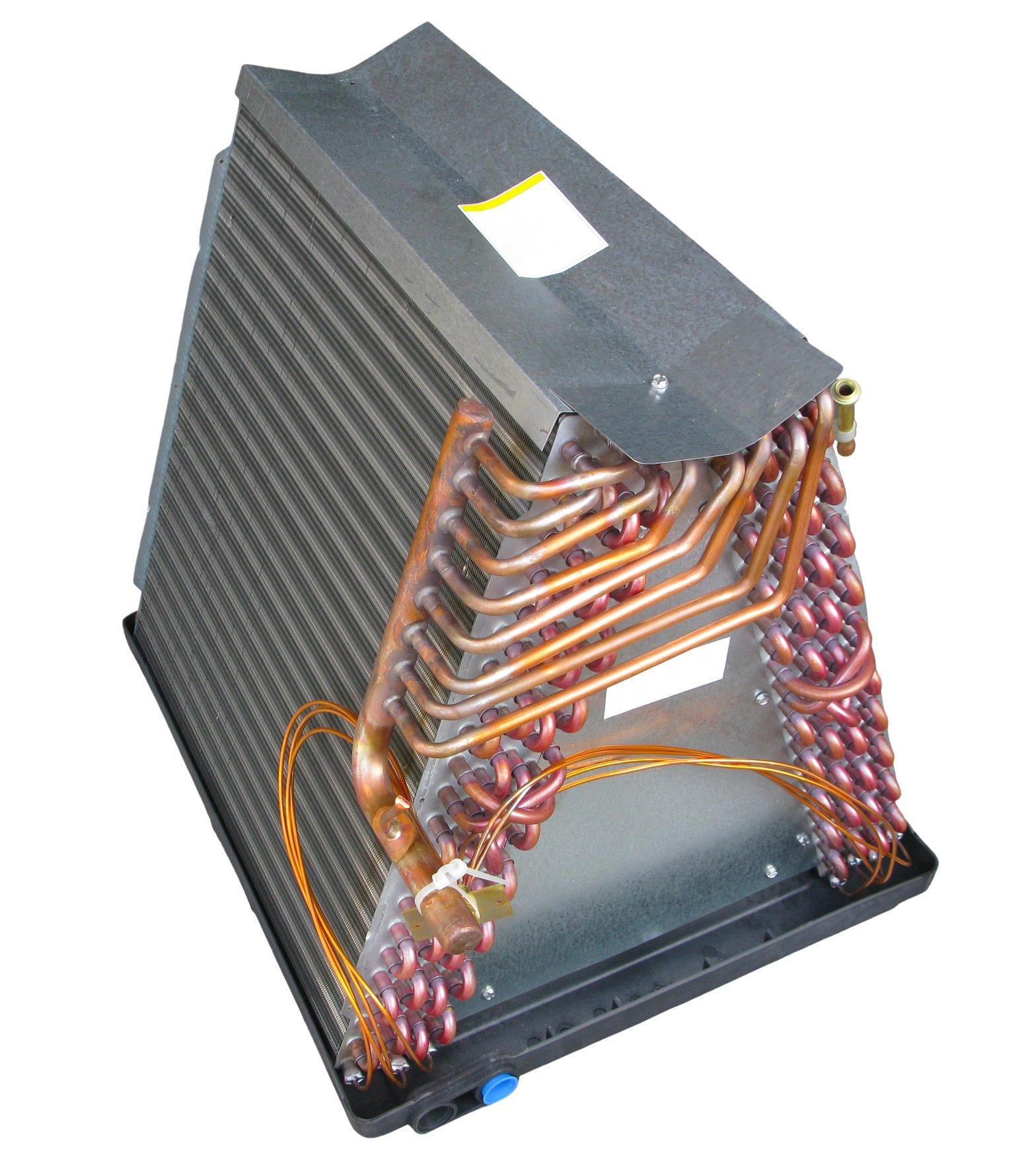 New ac evaporator coils